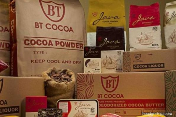 Olam acquires 85% stake in BT Cocoa, Indonesia's largest cocoa processor, for S$121 mil