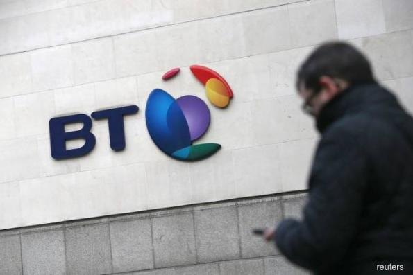 UK regulator to cap prices BT can charge rivals for use of fast broadband