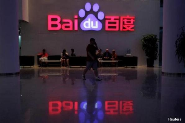China's Baidu launches US$1.5b autonomous driving fund