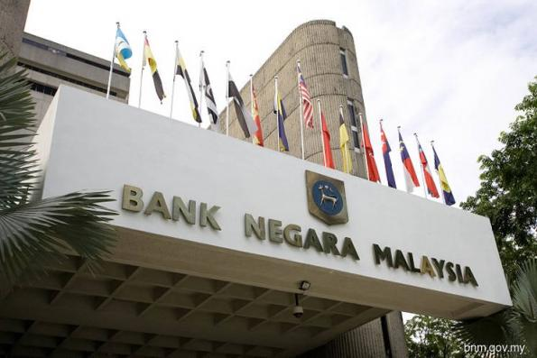 BNM's international reserves down 0.8% as at May 31