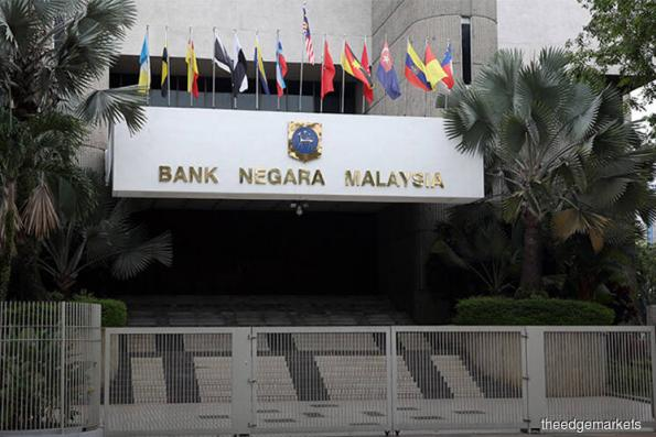 Bank Negara international reserves at US$103.9b as at Sept 14