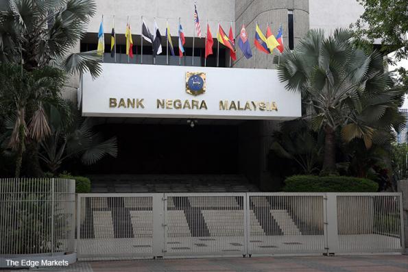 Bank Negara's foreign reserves up 0.7% to US$98b as at May 31, 2017