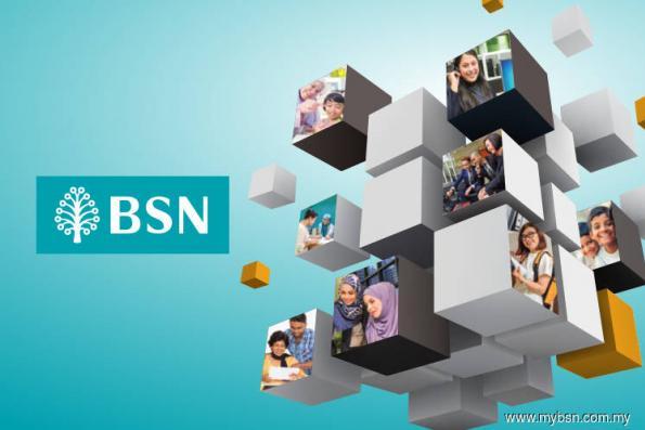 Yunos Abd Ghani is BSN CEO