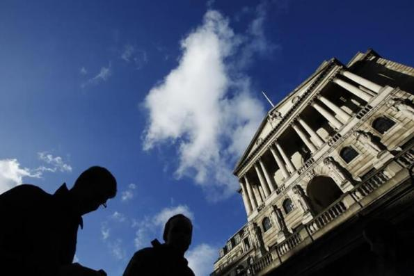 "Bank of England's Woods says 75,000 Brexit finance job losses ""plausible"""