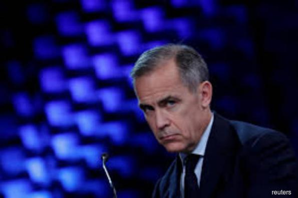 Bank of England's Carney speaks in UK parliament