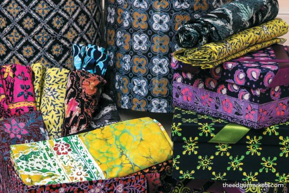 Responsible business: For the love of batik