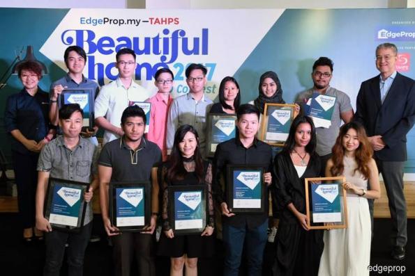 EdgeProp.my-TAHPS Beautiful Home 2017 ID contest winners revealed!