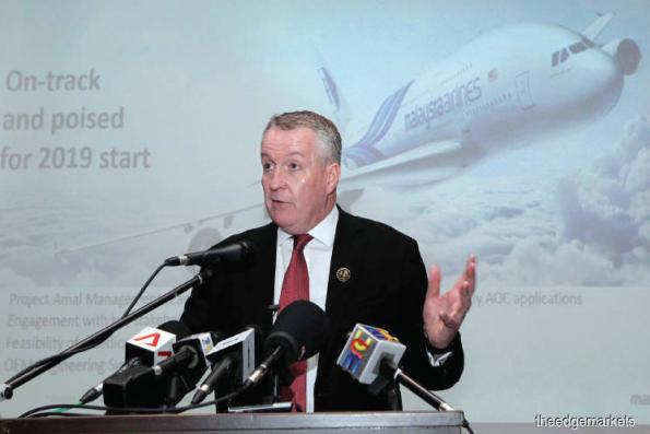 Bellew: Aircraft purchase was M'sia Airlines' decision, not Najib's