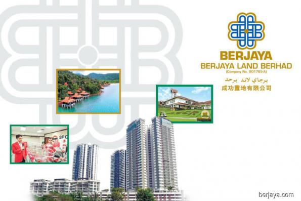 Berjaya Land unit submits arbitration notice to recover sum from China mall sale