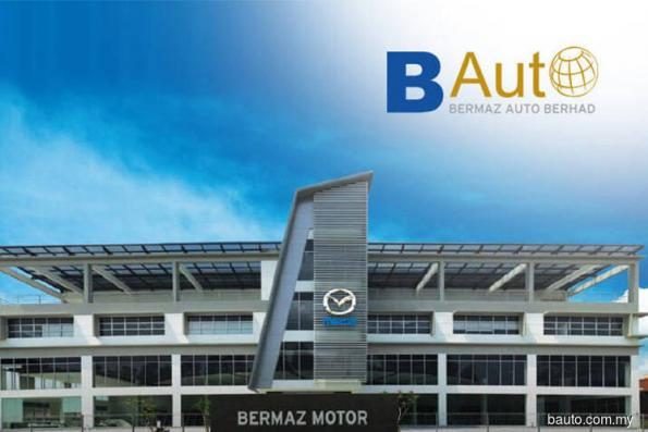 BAuto revenue, net profit up on strong demand for Mazda cars