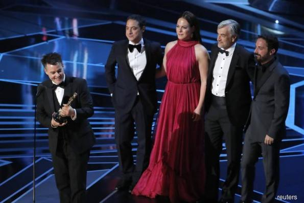 Chile's 'A Fantastic Woman' wins Oscar for best foreign language film