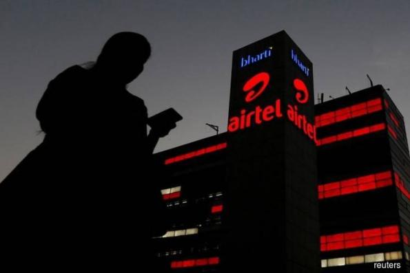 Shares in India's Airtel jump after Singtel lifts stake