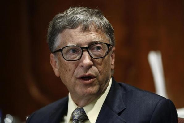 Bill Gates says trade issues are 'scary' and could put a 'burden' on global growth and jobs