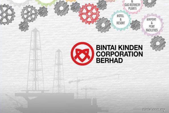 Bintai Kinden active, jumps 15.38% on landing RM50.48m contract from Tenaga