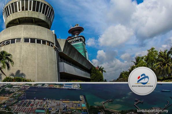 Bintulu Port 1Q net profit falls 38.3% to RM31.20m, declares 4 sen dividend