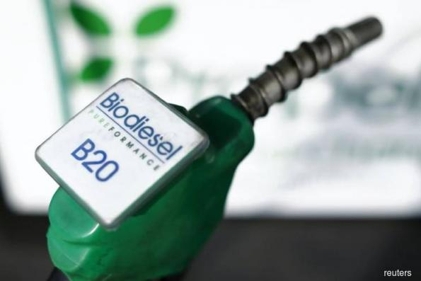 Malaysia's biodiesel output, exports set to hit records — industry body