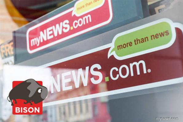 myNEWS.com operator Bison to produce ready-to-eat food
