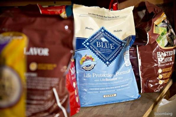 General Mills to buy pet food maker Blue Buffalo in US$8 bil deal