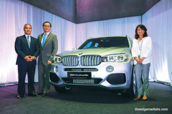 BMW Group Malaysia records best-ever 1H plug-in sales