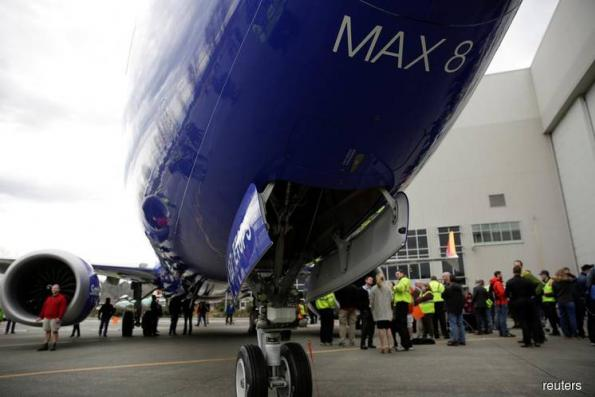 Boeing prepares for MAX 737 jets sitting outside factory as deliveries halted