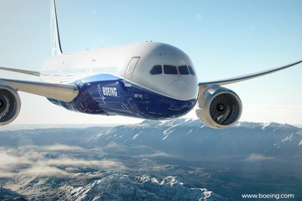 Boeing lands US$11 bil 787 deal from resurgent Turkish Air