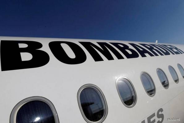 Bombardier sees strong demand for US$1 bil bond offering