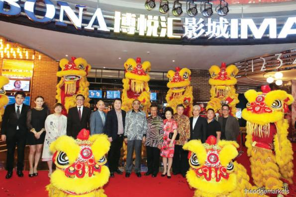 Bona cinemas opens in Genting Highlands