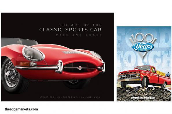 Books for dads who are car enthusiasts