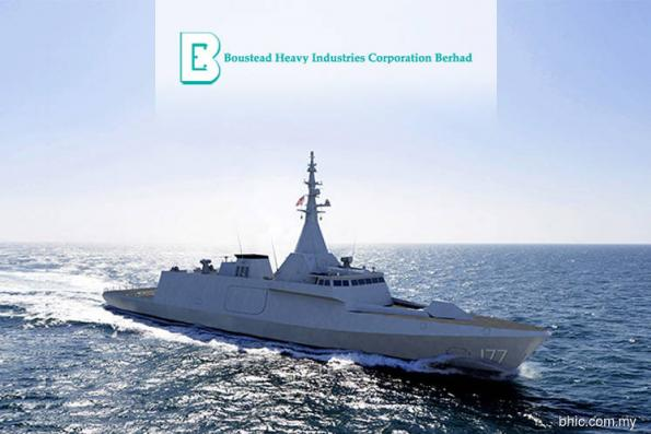 BHIC gets 1 year extension to maintain MinDef's Patrol Vessel