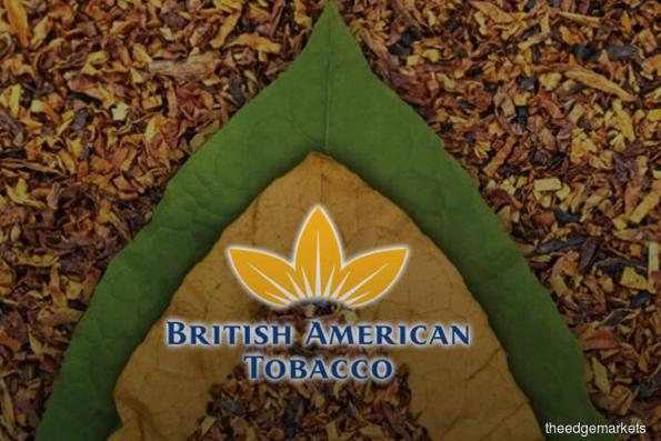 BAT says fall in share price reflects dwindling legal tobacco market