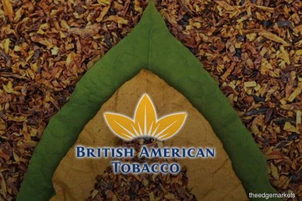 烟价将起 英美烟草扬1.7%
