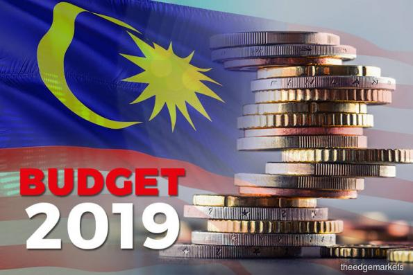 Budget: RM314.5b allocated for Budget 2019 versus estimated RM290.4b for 2018
