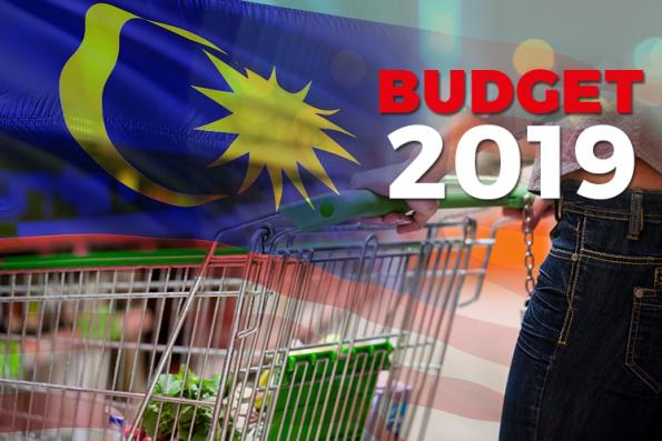 BUDGET 2019: An estimated 4.1 million households to continue receiving financial assistance from government via a RM5 bil allocation