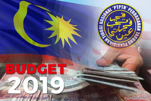 Tax relief to be given to companies that help their employees settle their PTPTN study loans in 2019 tax year