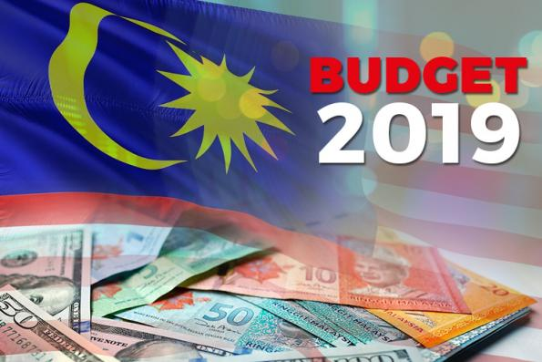 Budget: Development spending at RM54.7b for 2019, versus 2018's RM54.7b