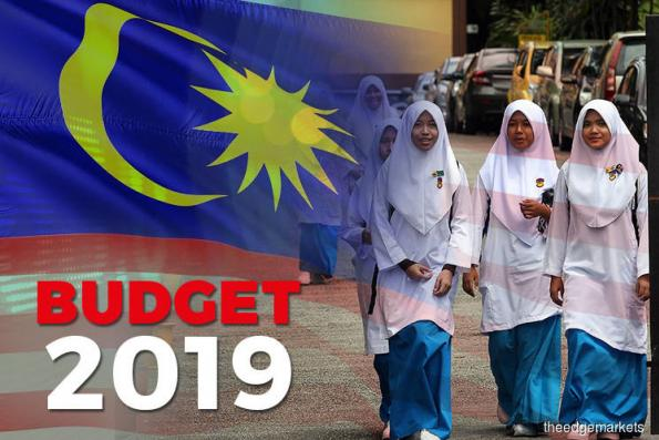 Budget: Govt to continue providing scholarships, study loans via RM3.8b allocation, of which RM2b is reserved for MARA-sponsored Bumiputera students