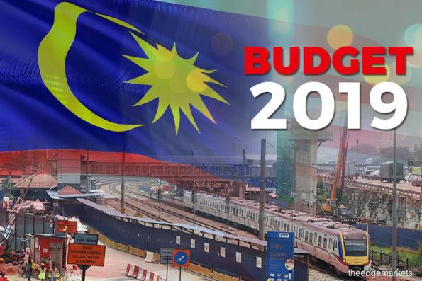 Budget: RM2.46b will be allocated to upgrade railway tracks