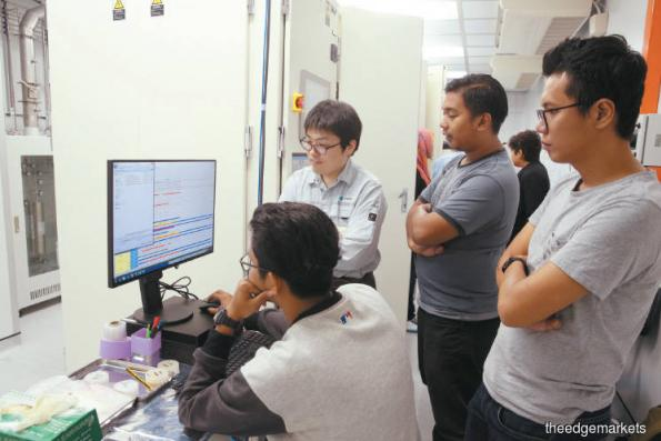 Cutting Edge: Building IC design capabilities in Malaysia