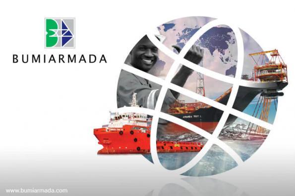 Armada Kraken产油 Bumi Armada扬4.17%