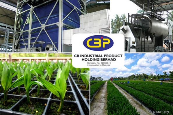 Low CPO prices likely to impact CB Industrial Product order book