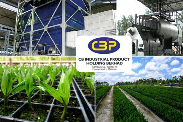 获1.3亿令吉合约 刺激CB工业扬5.77%