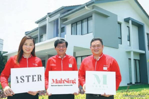 Mah Sing unveils first 70 units in M Aruna township