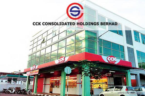 CCK Consolidated up 4.63% after PublicInvest Research starts coverage