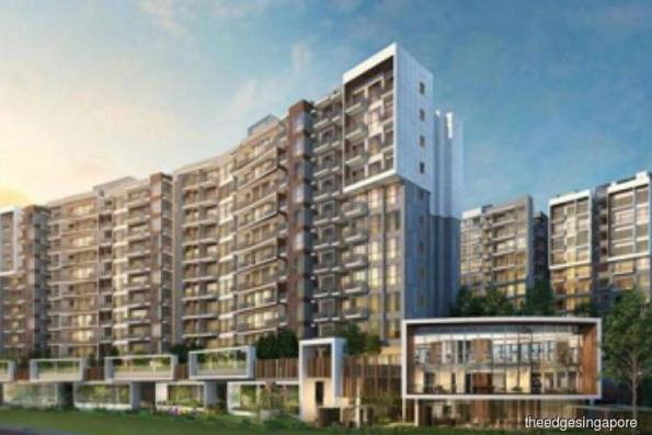 These 2 S'pore developers are in good shape as new private home launches, sales heat up