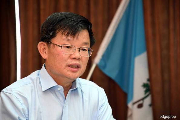 Penang tables 2019 budget with projected deficit of RM395.69 mil