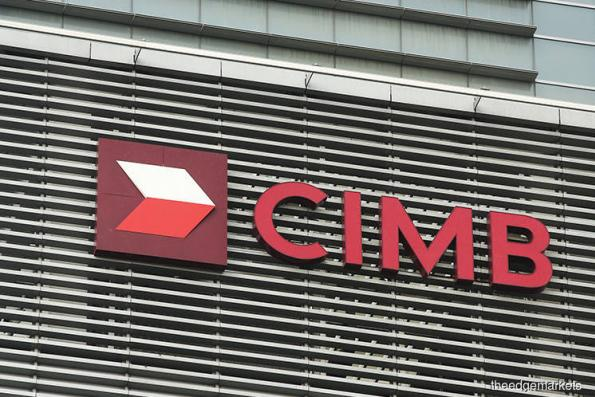CIMB upgraded to equal-weight at Morgan Stanley; price target RM5.40
