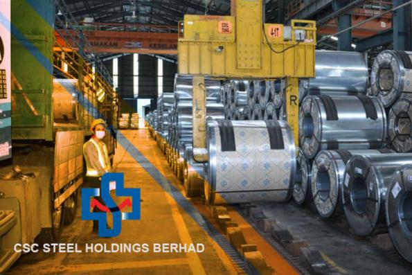 CSC Steel's profit falls in 2Q as costs rise