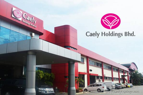 Caely gets UMA query from Bursa after share price hits limit up