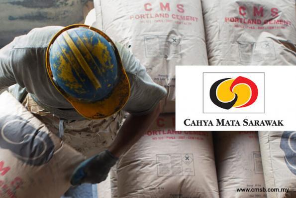 Cahya Mata Sarawak rises; trading volume triples