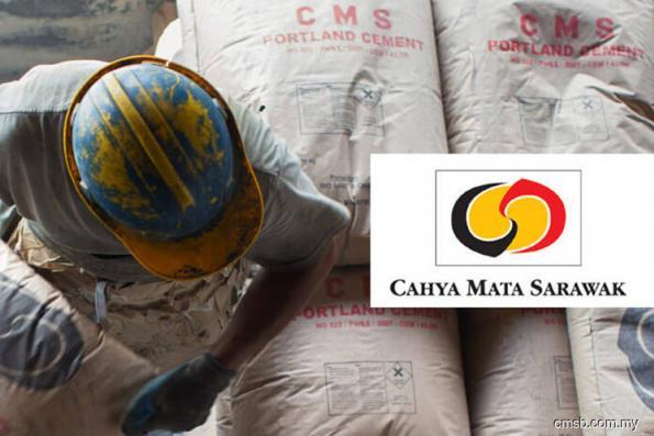 Cahya Mata Sarawak 4Q net profit down 35%, proposes 8 sen dividend